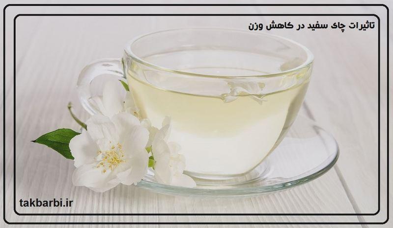 قویترین چای لاغری