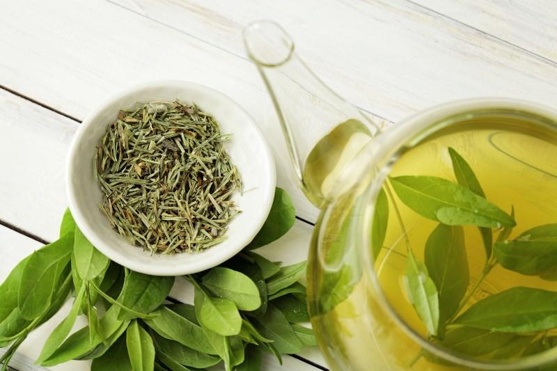 مزایای چای سبز